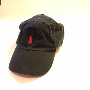Polo by Ralph Lauren Accessories - Black Polo Ralph Lauren Hat 6f27396851c77